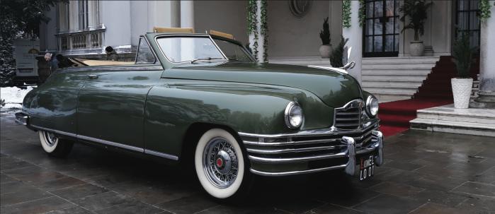 1948 Packard - Josef Tito