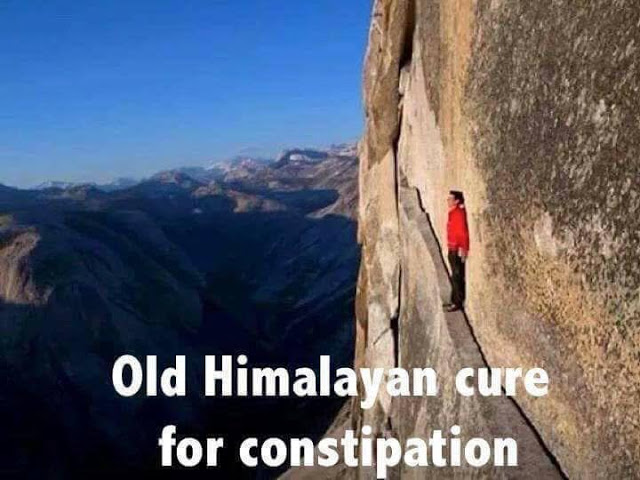 Cure for constipation