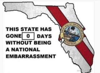 Floriduh-embarrassment