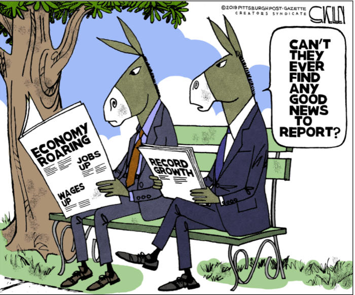 'rats on the economy