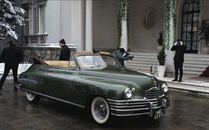 Tito's Packard RF