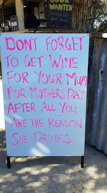 Wine for mothers day