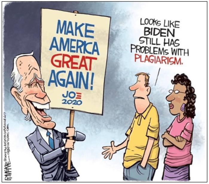 Biden-Plagiarism