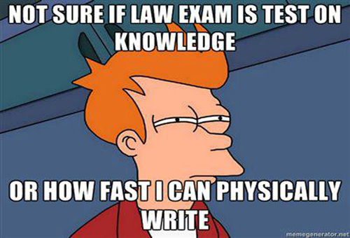 law-exam