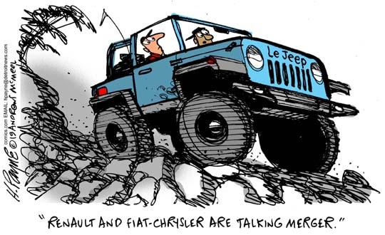 Le Jeep