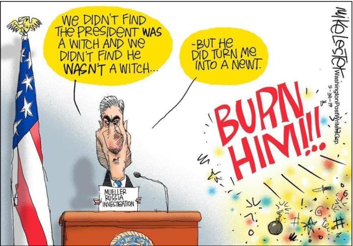 Mueller-witch hunt