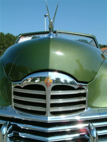 Tito's Packard - grill