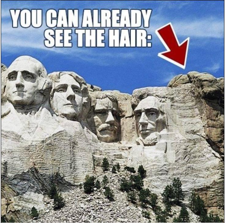 Trump-Mt. Rushmore