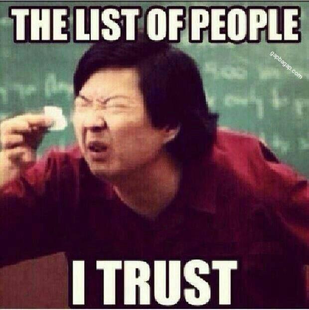 Trust-list