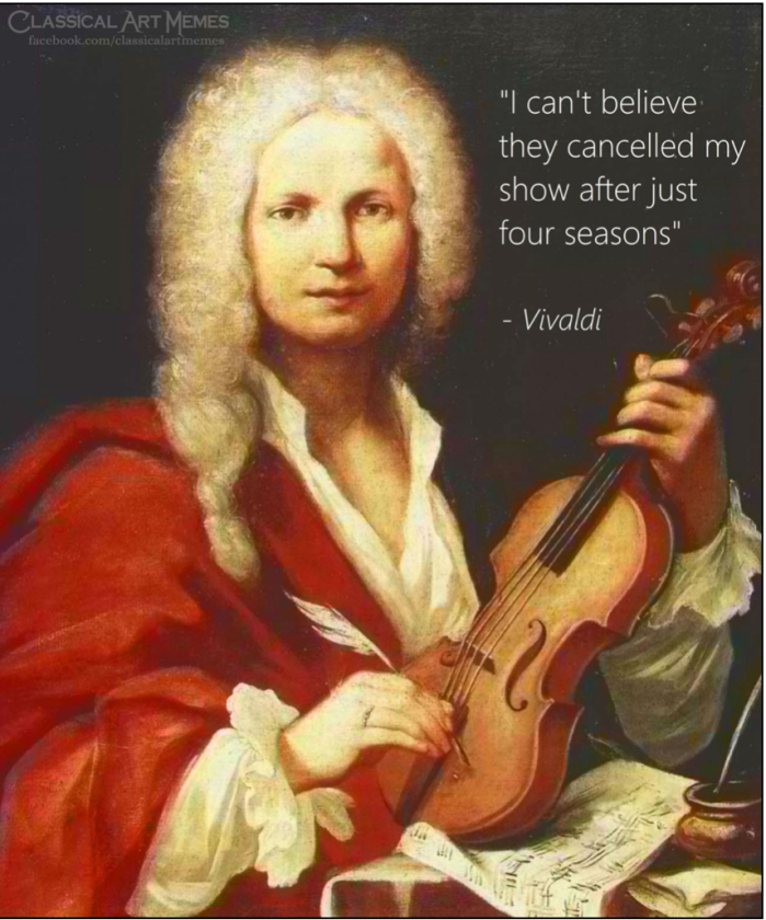 Vivaldi-Four Seasons