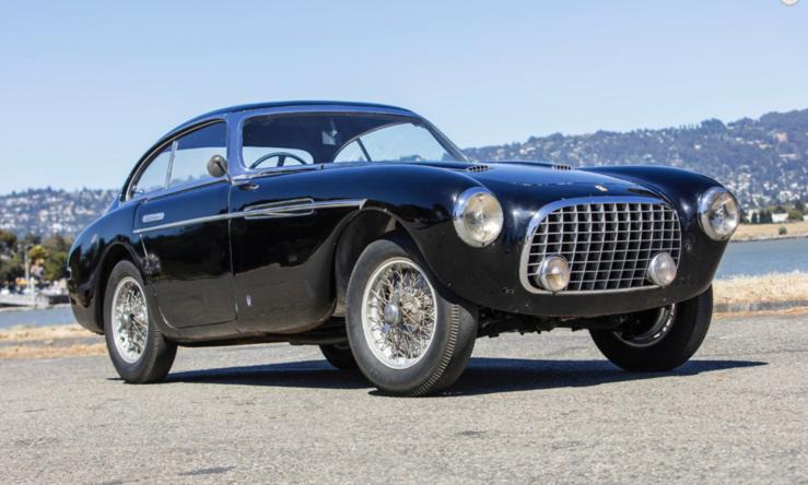 1951 Ferrari Vignale rf