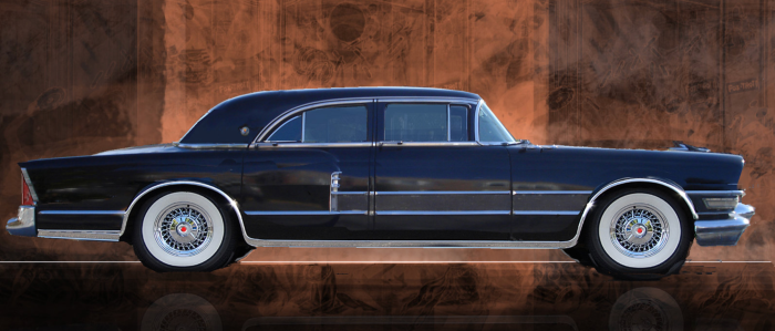 57 Packard Formal Sedan Harbor Indiana
