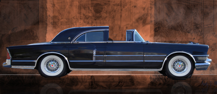 57 Packard Twelve Harbor Indiana