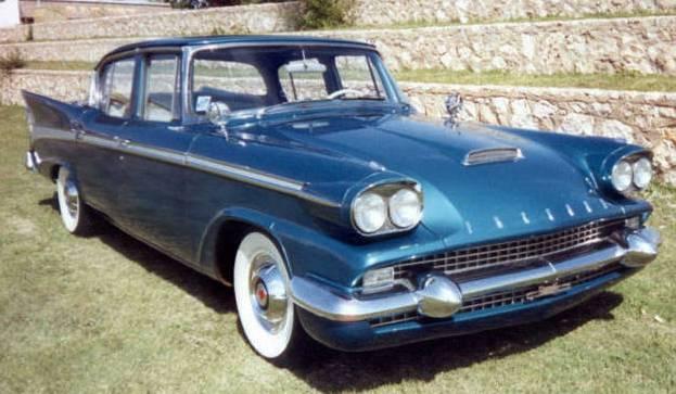 58 Packard Town Sedan - rf