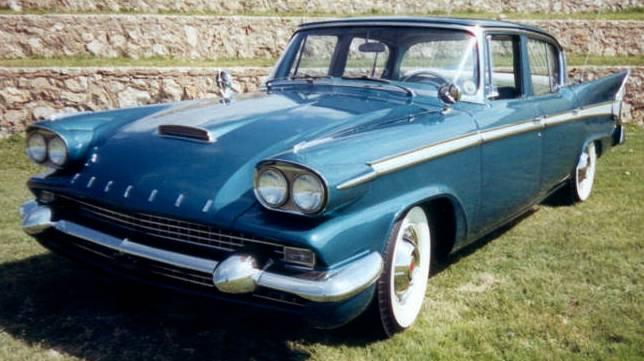 58 Packard Town Sedan