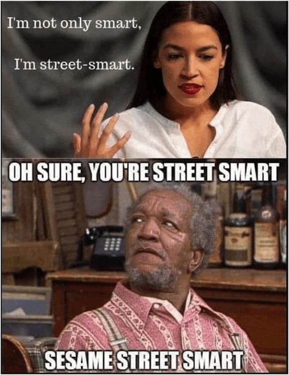 AOC-Sesame Street Smart