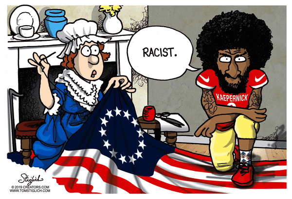 Betsy Ross-racist