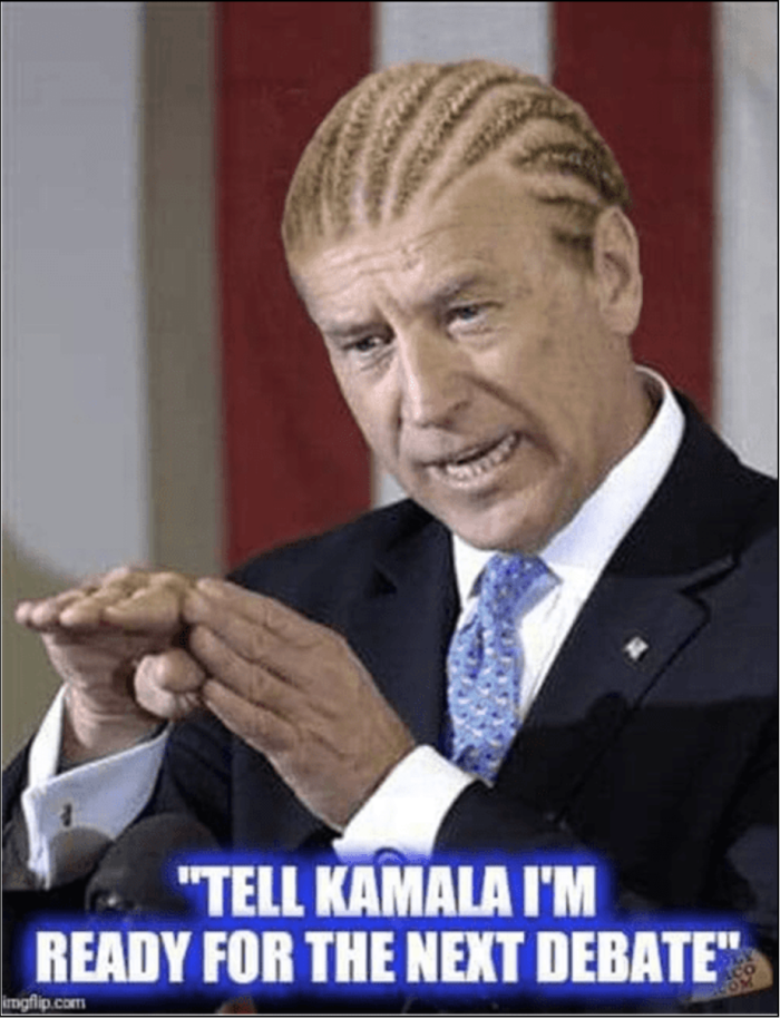 Biden-ready for Kamala