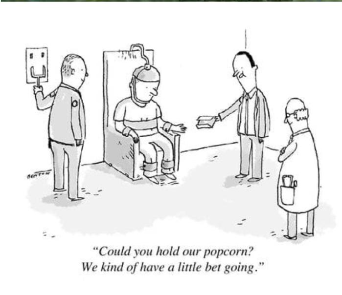 Death Row Popcorn