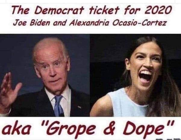 Grope and Dope