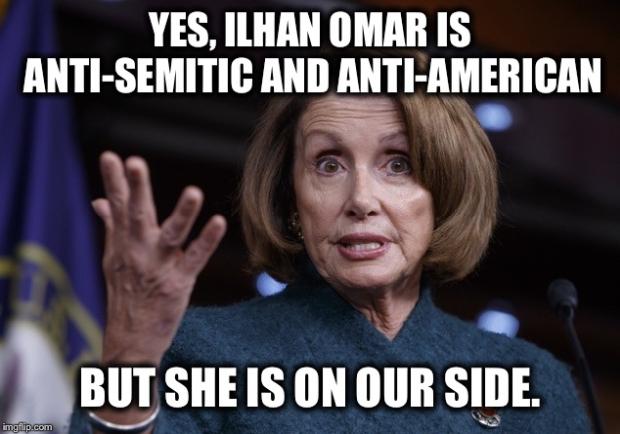 ilhan-omar-pelosi-anti-americam-anti-semitic