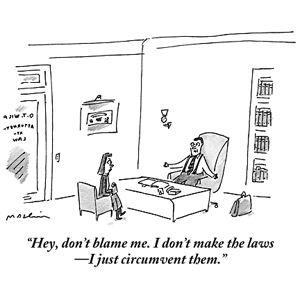 Lawyer Joke-Circumvent