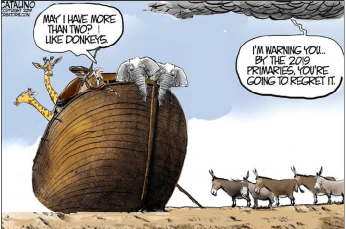 Noah-Ark-Donkeys