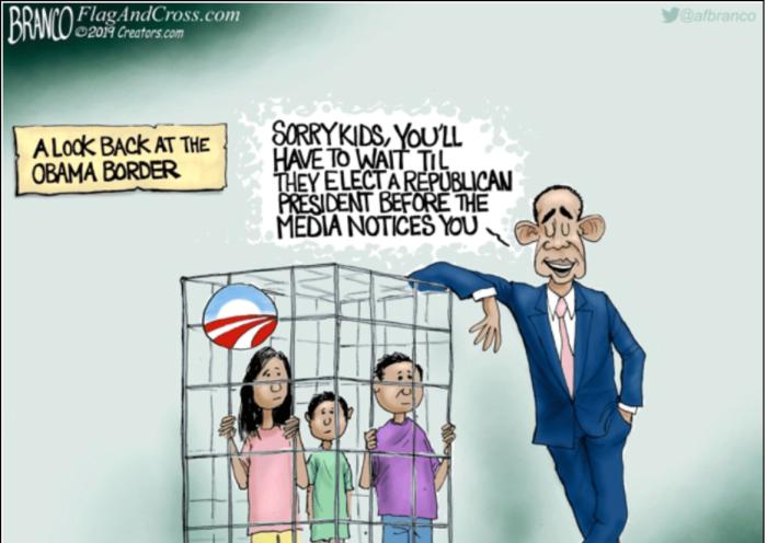 Obama-separating families