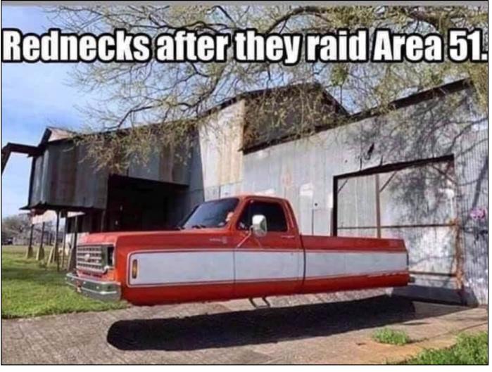 Redneck Area 51