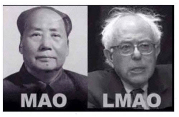 Separated at Birth-Mao-Bernie