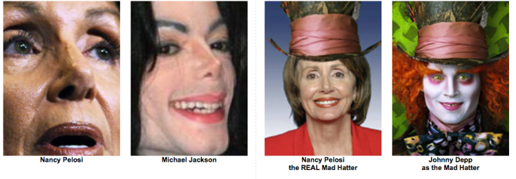 Separated at Birth-Nancy P. Lousy