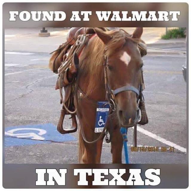 Texas Walmart