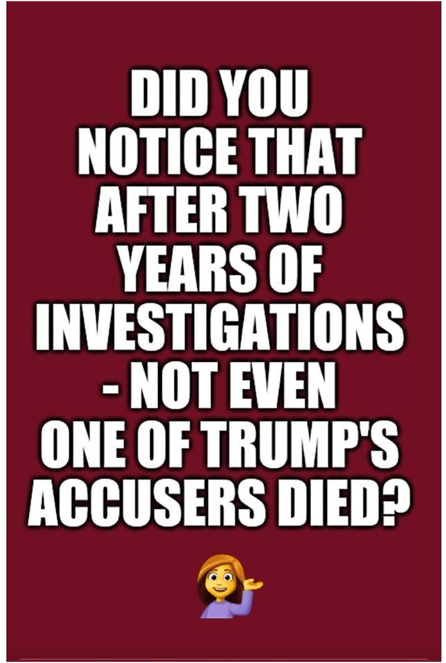 Trump Accusers