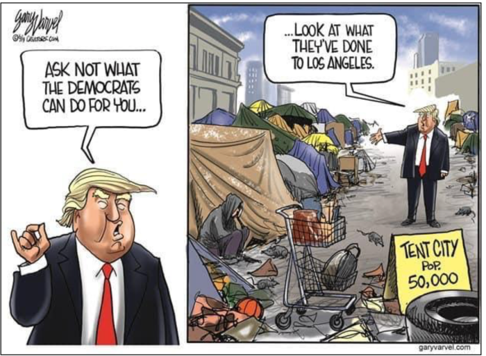 What Democrats have done to Los Angeles