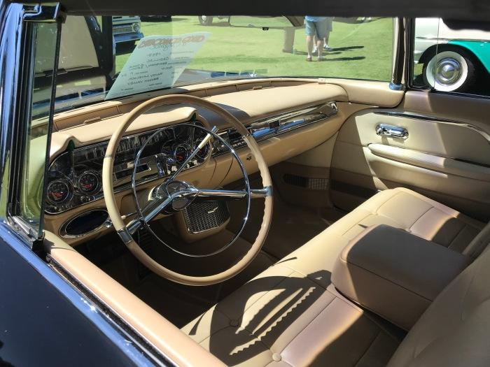 '57 Cadillac Eldorado Brougham instrument panel