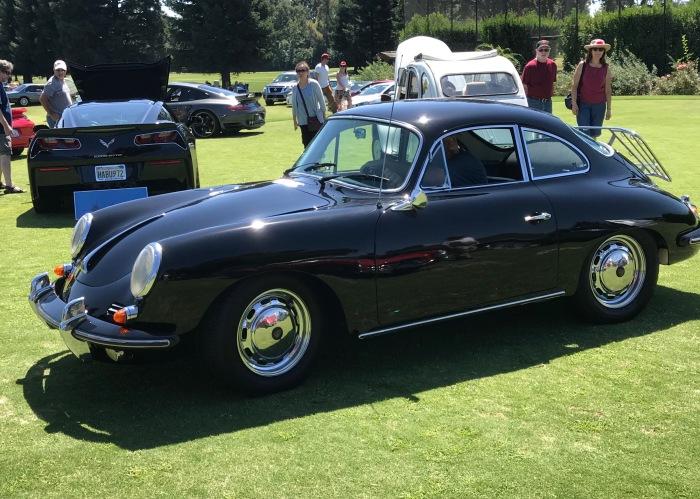 '65 Porsche 356 SC
