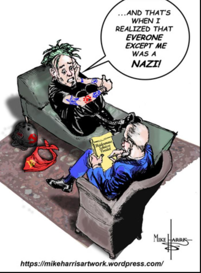 Antifa-Nazi
