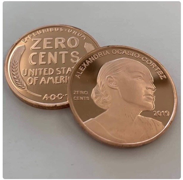 AOC-0 cents