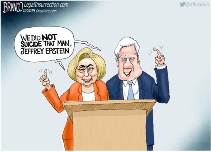 Arkancide-Epstein-Clintons