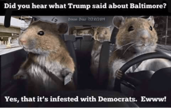 Baltimore 'Rats