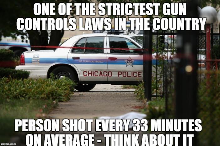 Chicago gun violence