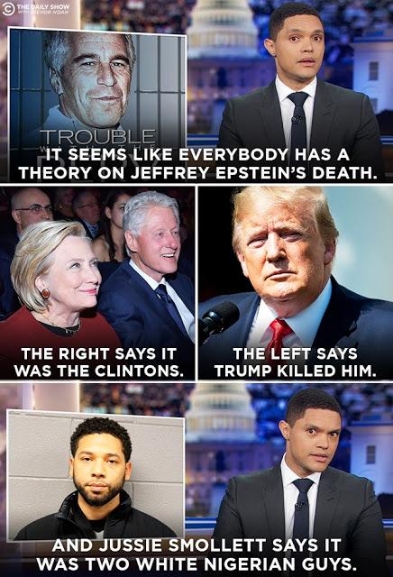 Epstein death theories
