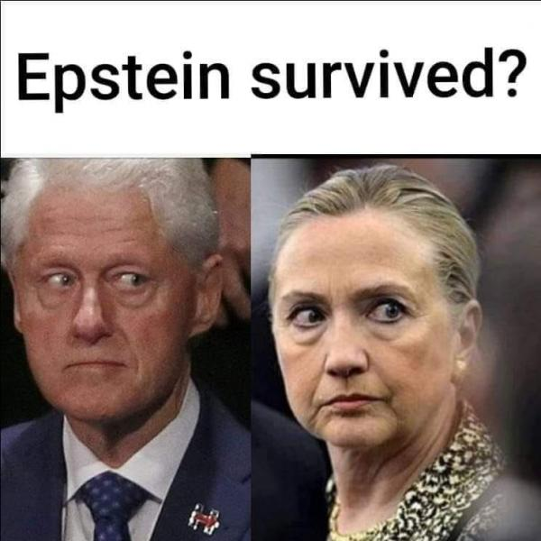 Epstein Survived