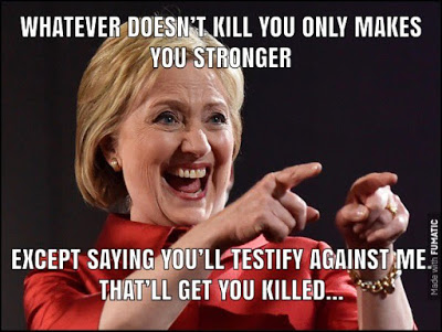 hillarytestifykill