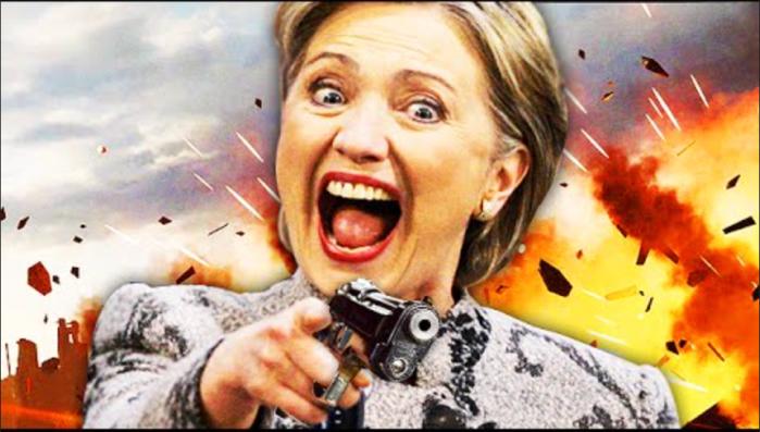 Hitlery-trigger happy