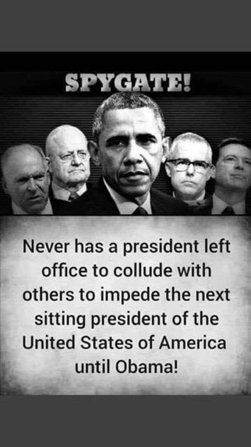 Obama-Spygate