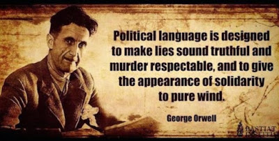 Orwell:Political Language