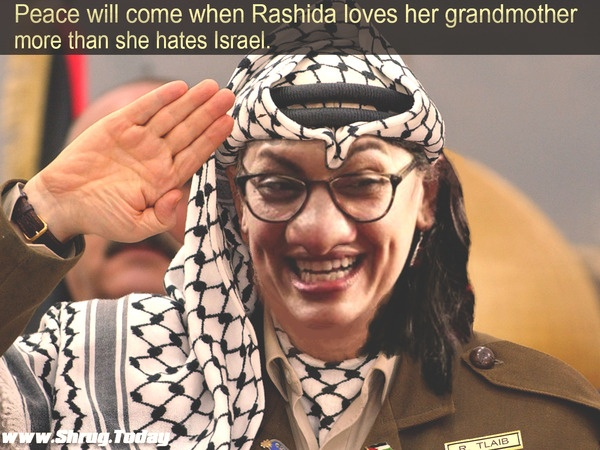 Rashida-grandmother