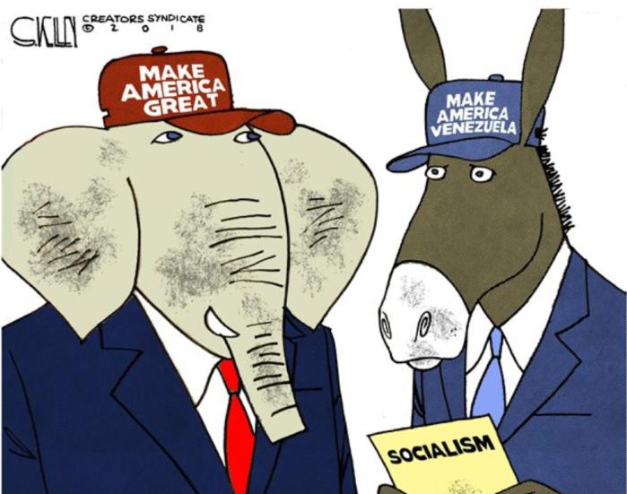 'Rats-Make America Venezuela