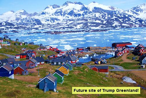Trump-Greenland